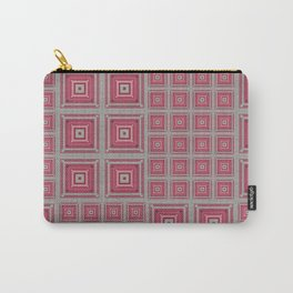 """Grandma's pink blanket"" Carry-All Pouch"