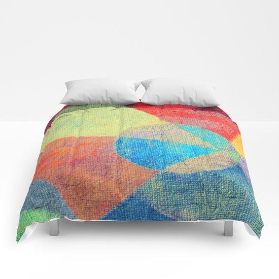 Beach Volleyball Comforters
