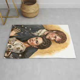 The Frasers at River Run Rug