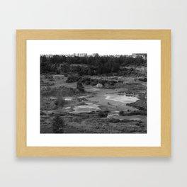 hb 006 Framed Art Print