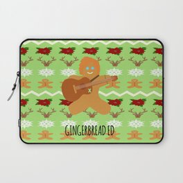 Gingerbread Ed II Laptop Sleeve