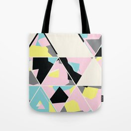 triangle no.3 / with love Tote Bag