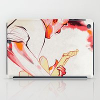 guitar iPad Cases featuring Guitar by tidlin