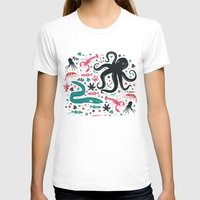 micklyn T-shirts featuring Sea Patrol by Anna Deegan