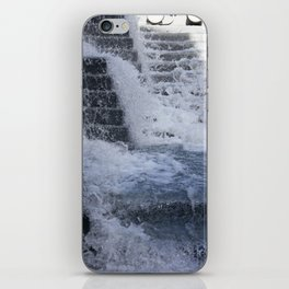 Water12 iPhone Skin