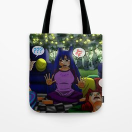 Ghost Stories for Christmas Tote Bag