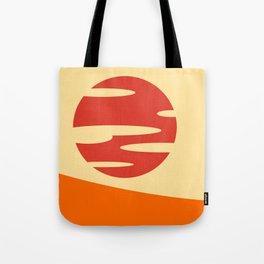 Samurai Champloo- Sunset Tote Bag