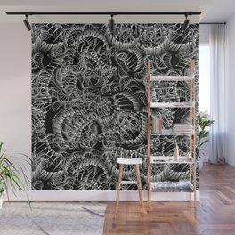 Cobra Snake Abstract Wall Mural