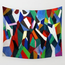 Patrick Henry Bruce Composition II Wall Tapestry