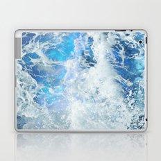 Perfect Sea Waves II Laptop & iPad Skin