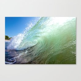 The Tube Collection p11 Canvas Print