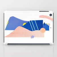 southwest iPad Cases featuring southwest 2 by cardboardcities