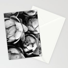 Artichokes, Food market, Groningen Stationery Cards