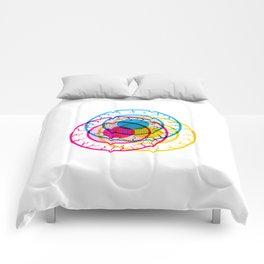 Eye Caramba! Comforters