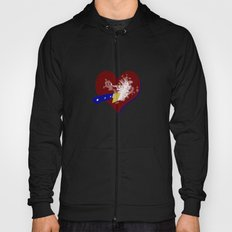 Freeing Butterflies Hoody