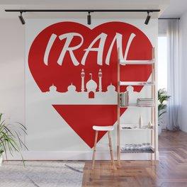 Iran Wall Mural
