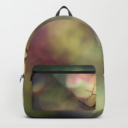 Crow Dreams In Colors Backpack