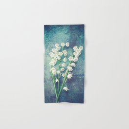 Lily Of The Valley II Hand & Bath Towel