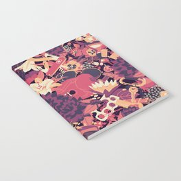 Black Dahlia (Blood Variant) Notebook