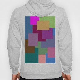 Squares, so many squares Hoody