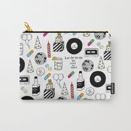 """""""La-Di-Da-Di"""" Illustration Set Carry-All Pouch"""