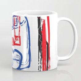 Angry Man | Graffiti Style Art Prints | Graffiti Art Prints Coffee Mug