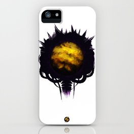 Zebes iPhone Case