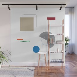 not so simple Wall Mural