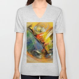 Mermaid Sail Dream Unisex V-Neck