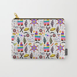 Fiesta Mexicana Carry-All Pouch
