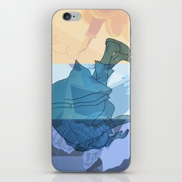 The Hours iPhone Skin