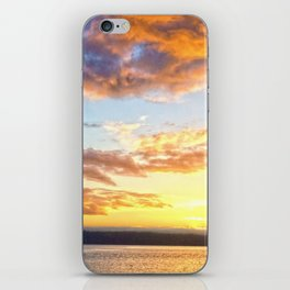 Awaiting Sunset iPhone Skin