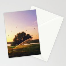 Sunrise Morning Stationery Cards