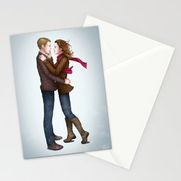 Fitzsimmons - Winter Fluff Stationery Cards
