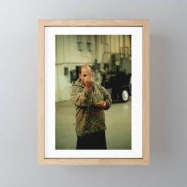 father's memories 4 Framed Mini Art Print