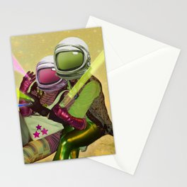 For a Handful of Stars / Universo Carnaval Stationery Cards