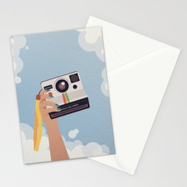 Summer in Focus Stationery Cards