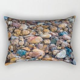 Moana Pebble Texture Rectangular Pillow