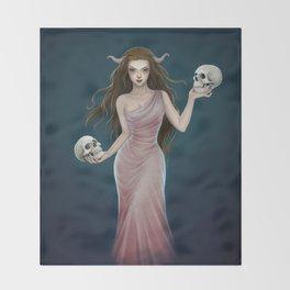 Persephone Throw Blanket