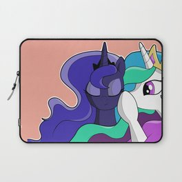 The Untold Tail of Two Ponies of Equestria Laptop Sleeve