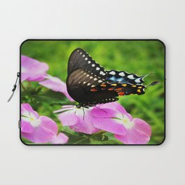 Swallow Tail Butterfly Laptop Sleeve