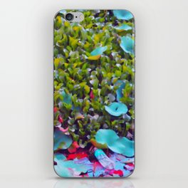 Lily Pond 3 iPhone Skin