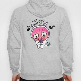 Pinky & choco : MIAW MIAW Hoody