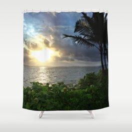 Hawaiian Light Shower Curtain