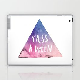 Yass Kween Laptop & iPad Skin
