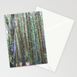 Moss & Redwoods Stationery Cards
