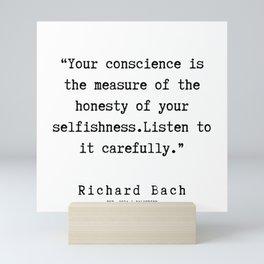 4   | Richard Bach Quotes | 190916 Mini Art Print