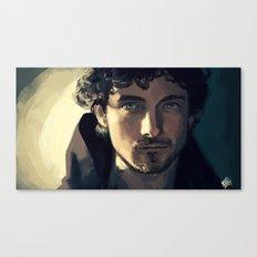 Athelstan Canvas Print