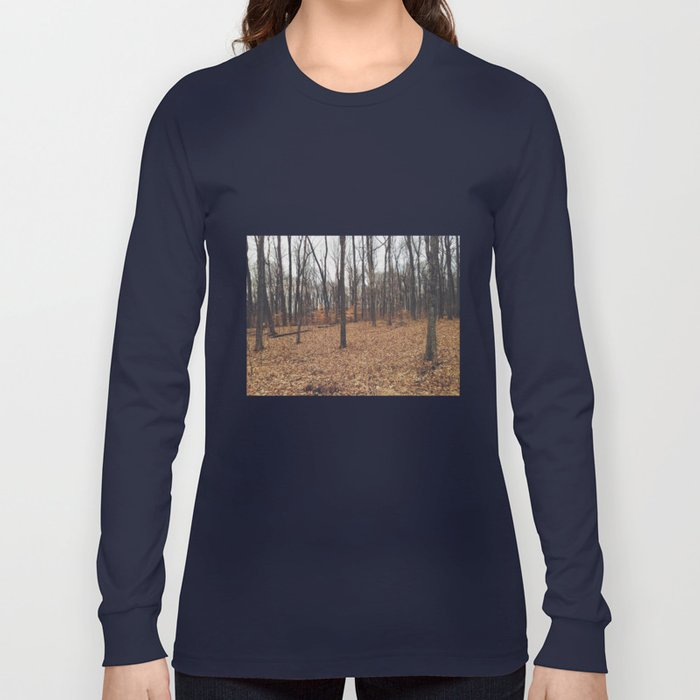 Indiana Forest Long Sleeve T-shirt