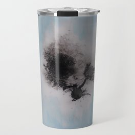 Ink Droppings Travel Mug